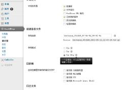 WordPress超强备份插件:BackWPup 中文版