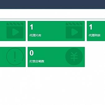 最新运营版微信视频打赏源码,免公众号免签支付域名防封随机