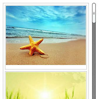 jquery模拟竖向滚动条美化,支持鼠标键中轴滚动页面