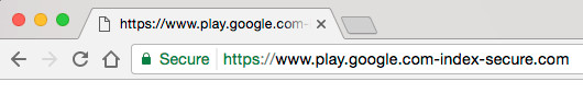你知道吗?Chrome 浏览器标记安全的网站,其实未必安全-站长资讯